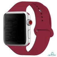 قیمت خرید بند سیلسکونی 42mm ساعت هوشمند Apple Watch