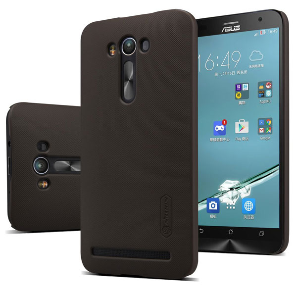 Accessory-Nillkin-Frosted-Shield-Cover-Asus-Zenfone-2-Laser-ZE550KL-Buy-Price