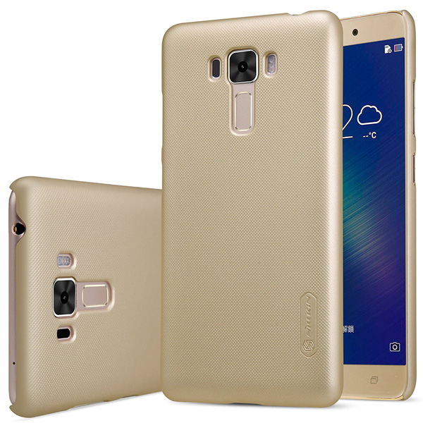 Accessory-Nillkin-Frosted-Shield-Cover-Asus-Zenfone3-Laser-ZC551KL-Buy-Price