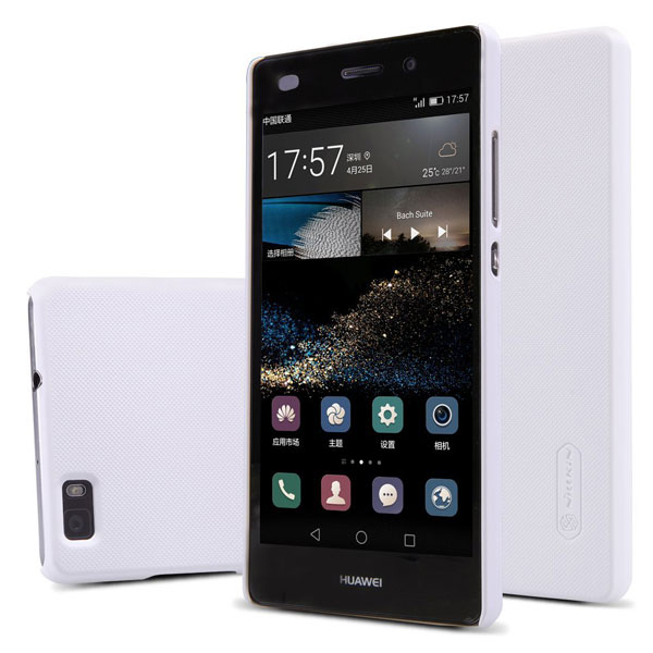 Accessory-Nillkin-Frosted-Shield-Cover-Huawei-P8-Lite-Buy-Price