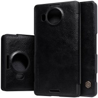 قیمت خرید کیف چرمی نیلکین گوشی موبایل مایکروسافت لومیا 950 ایکس ال