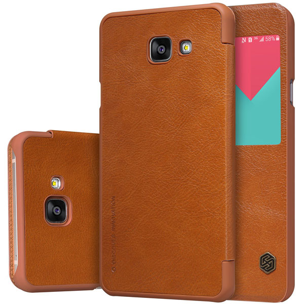 Accessory-Nillkin-Qin-Flip-Cover-Samsung-Galaxy-A9-Buy-Price