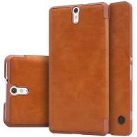 قیمت خرید کیف چرمی نیلکین گوشی موبایل سونی سی 5 الترا