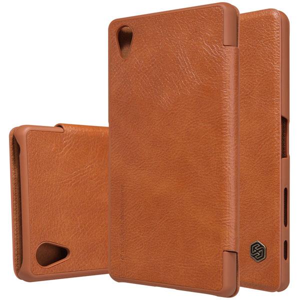 Accessory-Nillkin-Qin-Flip-Cover-Sony-Xperia-X-Buy-Price