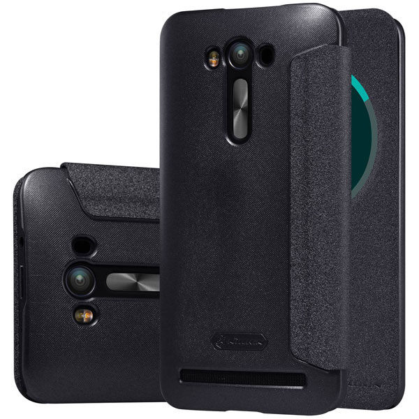 Accessory-Nillkin-Sparkle-Flip-Cover-Asus-Zenfone-2-Laser-ZE550KL-Buy-Price