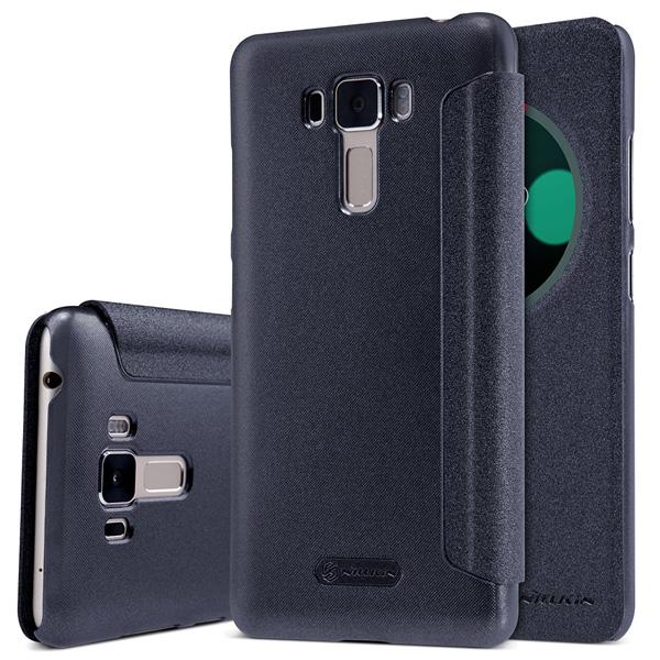 Accessory-Nillkin-Sparkle-Flip-Cover-Asus-Zenfone3-Laser-ZC551KL-Buy-Price