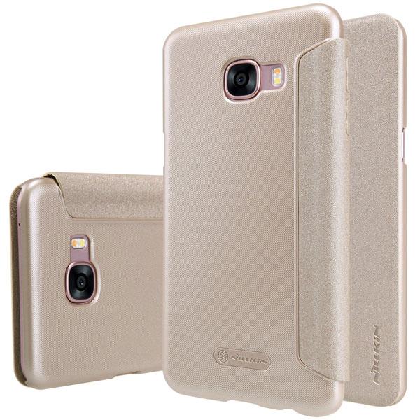 Accessory-Nillkin-Sparkle-Flip-Cover-Samsung-Galaxy-C5-Buy-Price