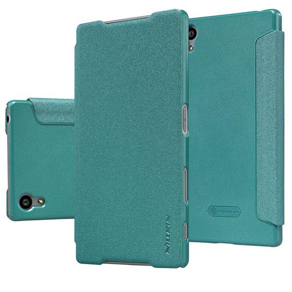 Accessory-Nillkin-Sparkle-Flip-Cover-Sony-Xperia-Z5-Buy-Price