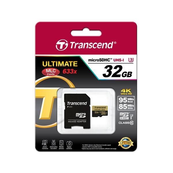Accessory-Transcend-Class-10-Ultimate-633X-32GB-Buy-Price
