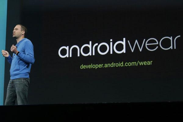 اندروید ور در گوگل I/O