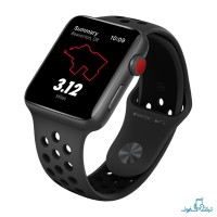 قیمت خرید ساعت هوشمند اپل واچ نسل سوم 42 میلی متری سری نایک پلاس