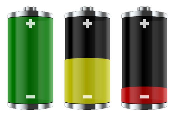 طول عمر باتری