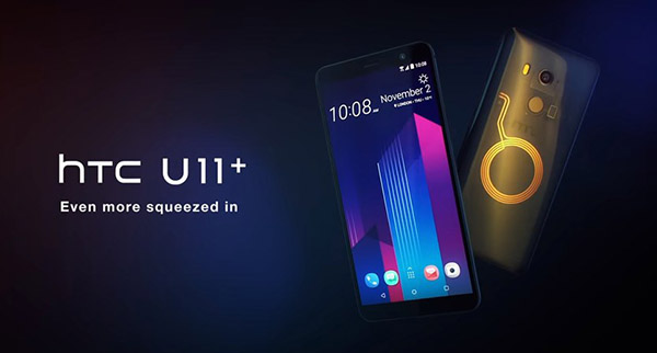 نقد و بررسی کامل گوشی +HTC U11