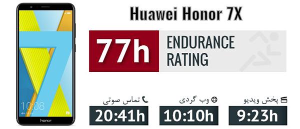 نقد و بررسی کامل گوشی Honor 7X