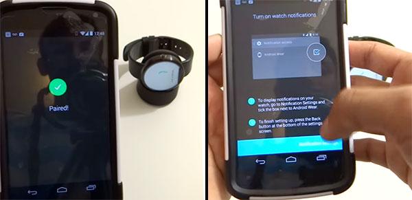 آموزش جفت سازی ساعت هوشمند اندرویدی با گوشی اندرویدی