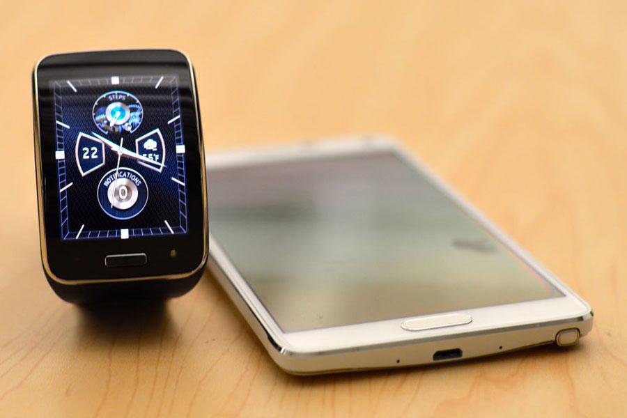 آموزش جفت کردن ساعت سامسونگ Gear S با تمامی گوشیها