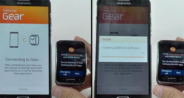 آموزش جفتسازی ساعت هوشمند سامسونگ گیر اس با گوشیهای سامسونگ