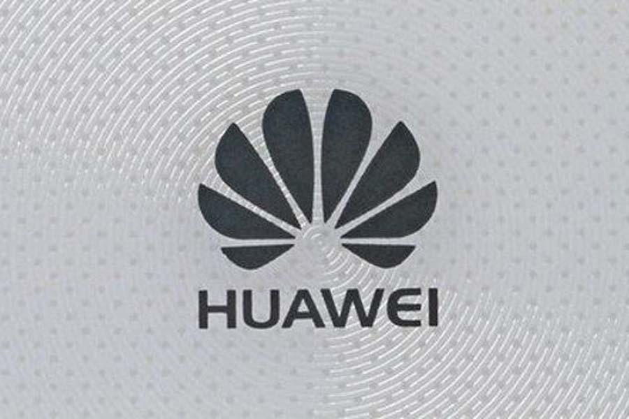 لوگوی روی گوشی هواوی