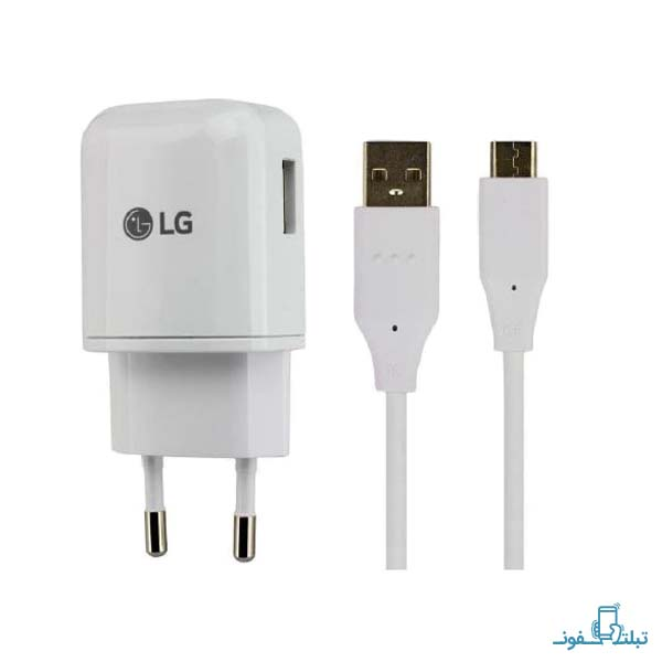 LG MCS-H05ER Wall Charger With MicroUSB Cable 1-Buy-Price-Online