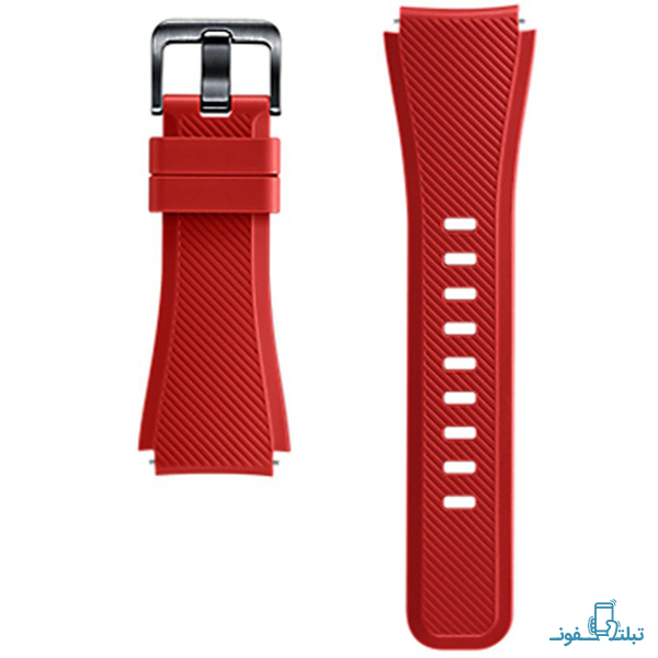 LG Watch Urban Luxe Silicon Band-4