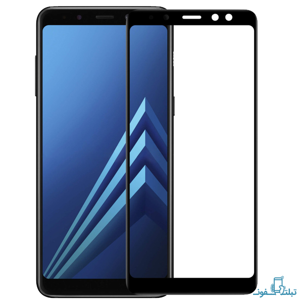 Nillkin Amazing 3D CP+ Max Glass Screen For Samsung Galaxy A8 (2018)-Buy-Price-Online