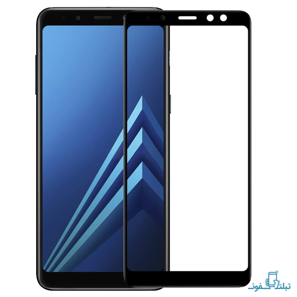 Nillkin Amazing 3D CP+ Max Glass Screen For Samsung Galaxy A8 Plus(2018)-1Buy-Price-Online