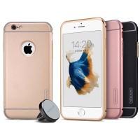 قیمت خرید قاب محافظ و هولدر نیلکین مخصوص iPhone 6/6s