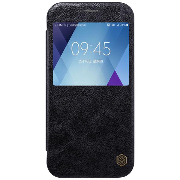 Nillkin-Qin-Flip-Cover-For-Samsung-Galaxy-A7-2017-buy