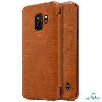 قیمت خرید کیف چرمی نیلکین گوشی موبایل سامسونگ Galaxy S9