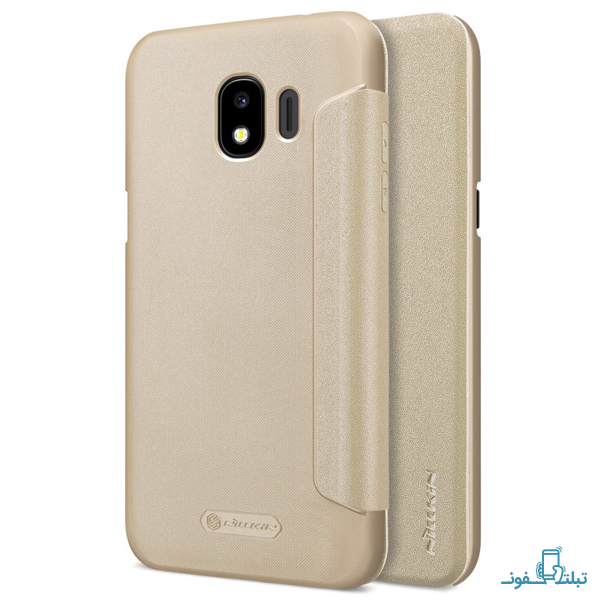 Nillkin Sparkle Leather case for Samsung Galaxy J2 Pro (2018)-3-Buy-Price-Online