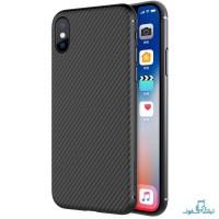 قیمت خرید قاب محافظ فیبر نیلکین گوشی اپل iPhone X