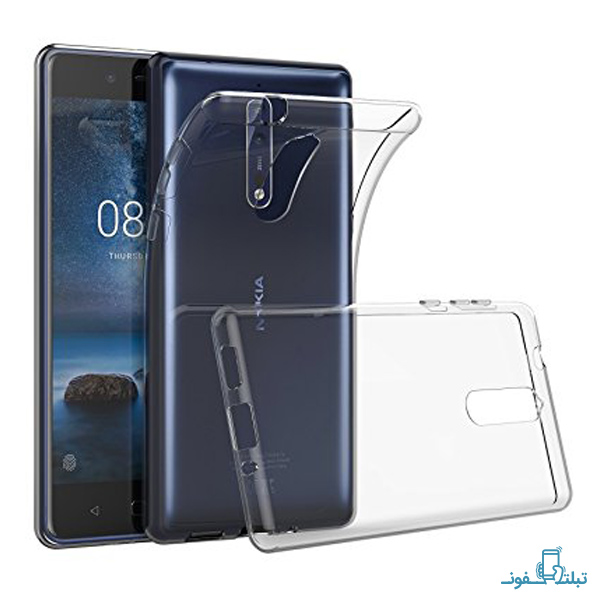 Nokia 8 Jelly cover-Buy-Price-Online