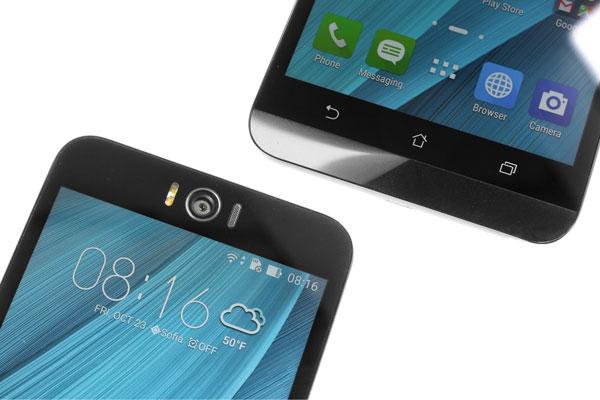 نقد و بررسی گوشی ایسوس زنفون سلفی ZD551KL - طراحی asus zenfone zd551kl Asus Zenfone ZD551KL Phone Asus Zenfone Selfie ZD551KL Review Design 3