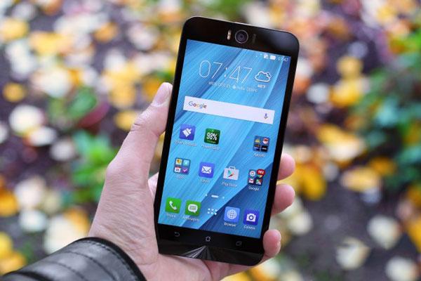 نقد و بررسی گوشی ایسوس زنفون سلفی ZD551KL - عملکرد asus zenfone zd551kl Asus Zenfone ZD551KL Phone Asus Zenfone Selfie ZD551KL Review Performance