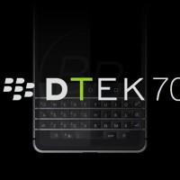 گوشی بلکبری DTEK70