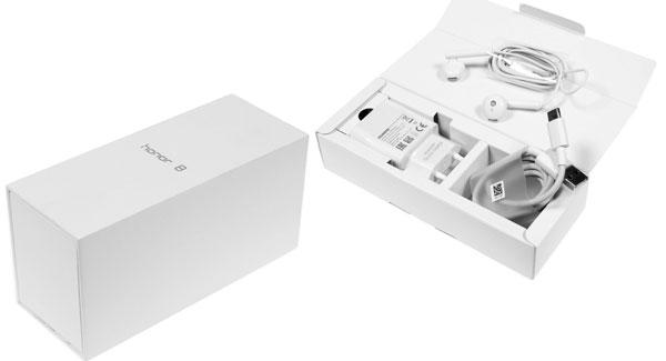 نقد و بررسی گوشی هواوی هانر 8 - جعبه گشایی