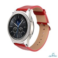 قیمت خرید بند چرمی پینهن ساعت هوشمند Gear S3