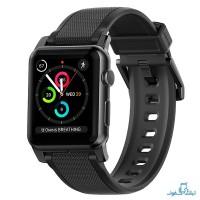 قیمت خرید بند سیلیکونی مدل Rugged ساعت هوشمند اپل واچ 42mm