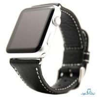 قیمت خرید بند چرم ایتالیایی ساعت هوشمند اپل واچ 42mm