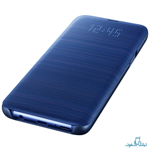 Samsung Galaxy S9 LED Wallet Cover-1-Buy-Price-Online