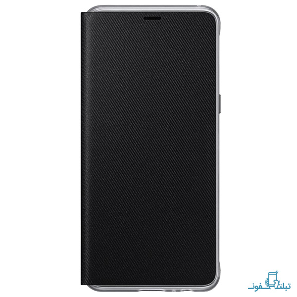 Samsung Neon Flip Cover For Galaxy A8 Plus 2018-1-Buy-Price-Online