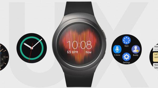 نقد و بررسی ساعت هوشمند سامسونگ Gear S2 - سیستم عامل و رابط کاربری