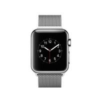 قیمت خرید ساعت هوشمند اپل واچ بند فلزی 38 میلی متری مدل Milanese