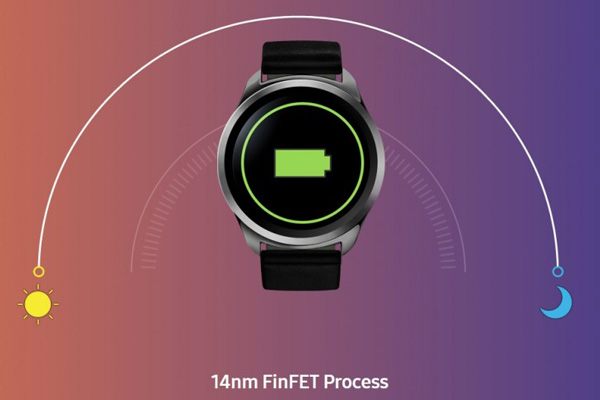 نقد و بررسی ساعت هوشمند سامسونگ Gear S3 - پردازش