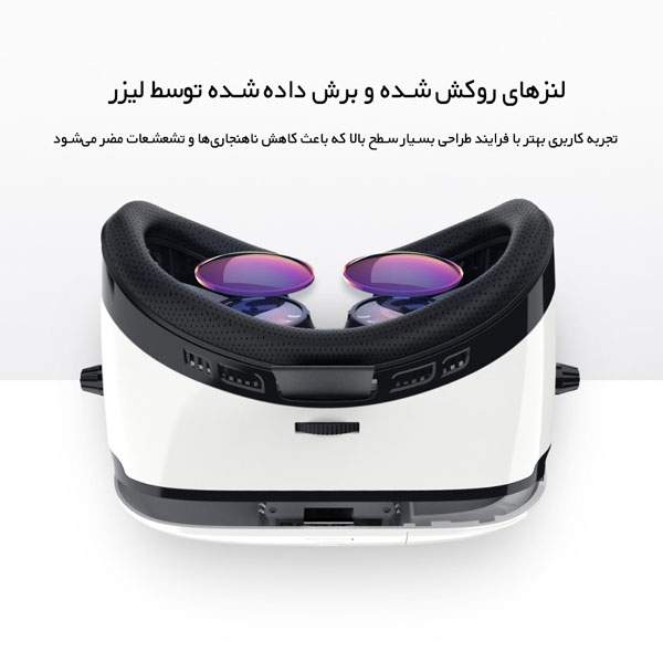 بررسی هدست واقعیت مجازی ROCK BOBO 3D VR