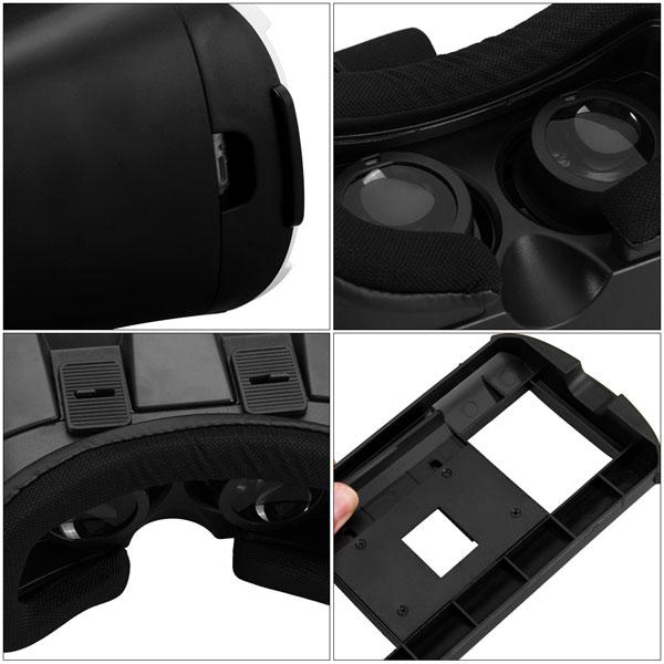 نقد و بررسی هدست واقعیت مجازی VR BOX