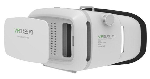 مشخصات هدست واقعیت مجازی Virglass V3