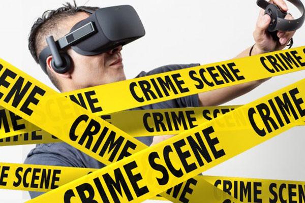 کارایی های هدستهای واقعیت مجازی در دادگاهها