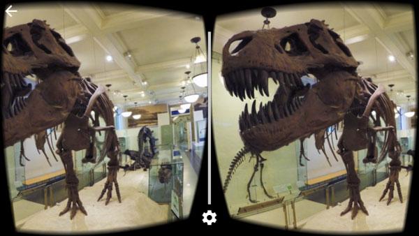 کارایی های هدستهای واقعیت مجازی در موزهها
