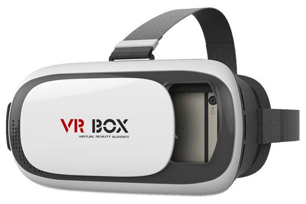 مشخصات هدست واقعیت مجازی VR BOX 2